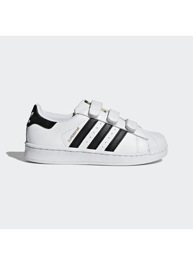 adidas Superstar Cf C Çocuk Günlük Ayakkabı B26070 Beyaz